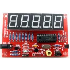 KIT Μετρητής συχνότητας από 1Hz έως 50Mhz OEM 4148 X3