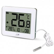 Ψηφιακό θερμόμετρο εσωτερικής και εξωτερικής θερμοκρασίας LIFE WES-202