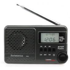 Ραδιόφωνο παγκοσμίου λήψεως Retekess TR601 FM/AM/SW με MP3 & USB