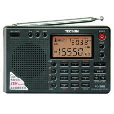 Ραδιόφωνο Tecsun PL-380 DSP Παγκοσμίου λήψεως AM/FM/SW