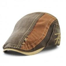 Ανδρικό βαμβακερό casual καπέλο μπερέ