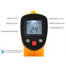 Θερμόμετρο υπερύθρων από -50 έως 360 βαθμούς Κελσίου OEM CVHM-H49