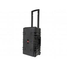 """Στεγανή Βαλίτσα Monoprice με τροχούς και προσαρμόσιμο αφρό 559X355X254mm 22x14x10"""""""