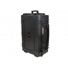 """Στεγανή Βαλίτσα Monoprice με τροχούς και προσαρμόσιμο αφρό 838x559x330mm 33""""x22""""x13"""""""