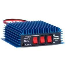 Ενισχυτής RM KL 203 P για συχνότητες 20-30 MHz