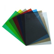 Εξώφυλλα βιβλιοδεσίας Α4 PVC χρωματιστά 300mic OEM 100-1711