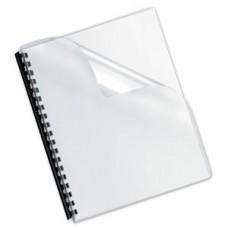 Εξώφυλλα βιβλιοδεσίας Α4 PVC διάφανα OEM 14-273