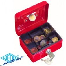 Μεταλλικός κουμπαράς που ασφαλίζει με κλειδαριά 420-47
