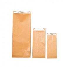 Xάρτινα σακουλάκια κραφτ με αλουμίνιο 441-23
