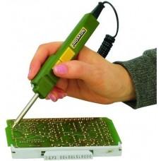 Ηλεκτρικό κολλητήρι EL 12 Proxxon 2814000 12 – 18V. 1.0A. Σταθερή θερμοκρασία μύτης ηλεκτροκόλλησης στους 250 °C.
