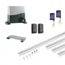 Μηχανισμός για συρόμενες πόρτες βάρους έως 1600kg (oil-bath) SL1600 Large Kit