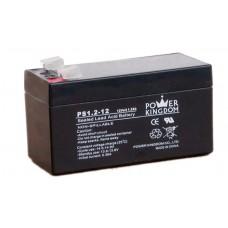 Επαναφορτιζόμενη μπαταρία μολύβδου 12V PS1.2-12