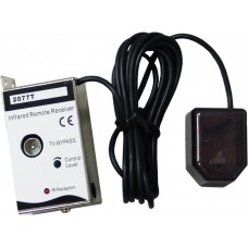 Εξτρα πομπός αναμετάδοσης εντολών τηλεχειριστηρίου AWV-2077T μέσω καλωδίου της κεραίας TV
