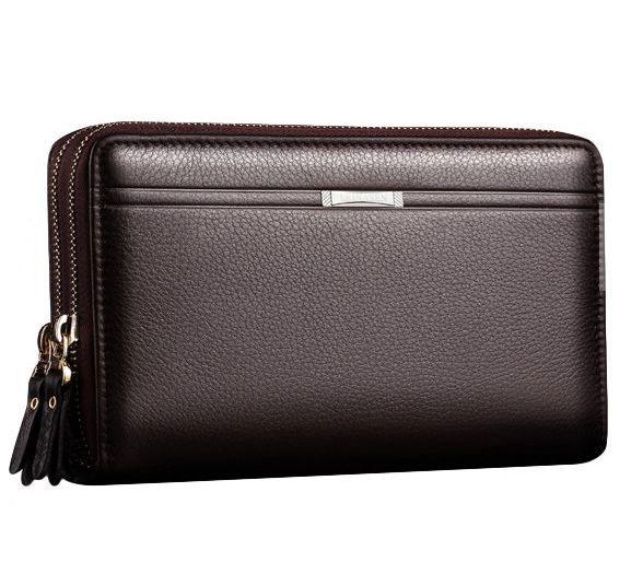 Hamradio.net Ανδρικό πορτοφόλι τσαντάκι από επεξεργασμένο δέρμα αδιάβροχο  ΟΕΜ 934d6d0de6e